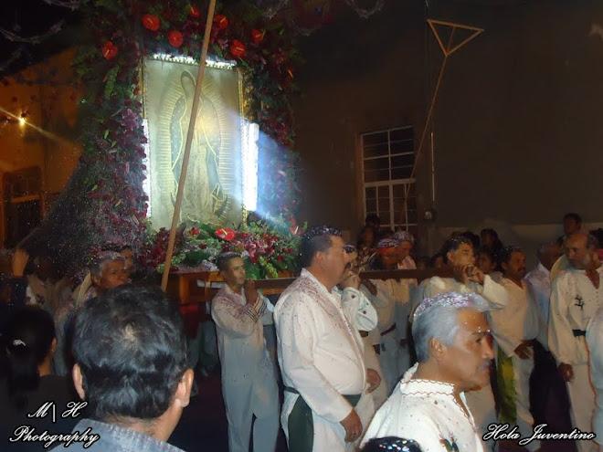 Solemne Imagen de la Santísima Virgen de Guadalupe