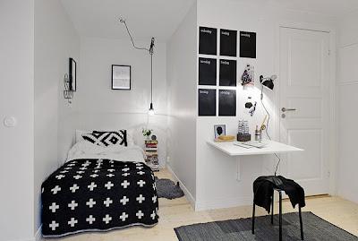Kamar Tidur Minimalis10 Desain Kamar Tidur Minimalis Untuk Ruangan Sempit