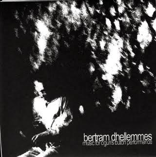 Bertram Dhellemmes - music for Oguri's butoh performance