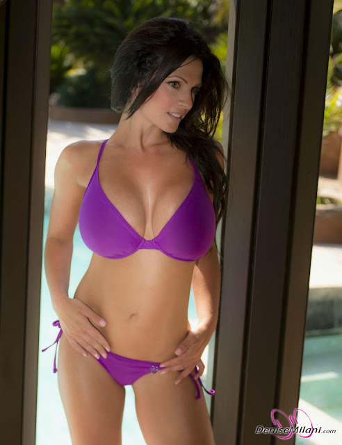 Denise_milani Swim Wear photo Shoot
