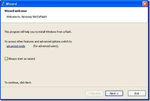DownloadStore4U: WinToFlash 0.7 Free Download full version ...