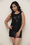 Swathi Dixit Glamorous Photos in Black-thumbnail-15