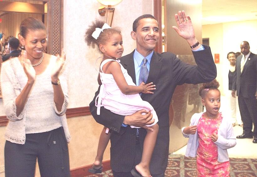 Barack Obama children
