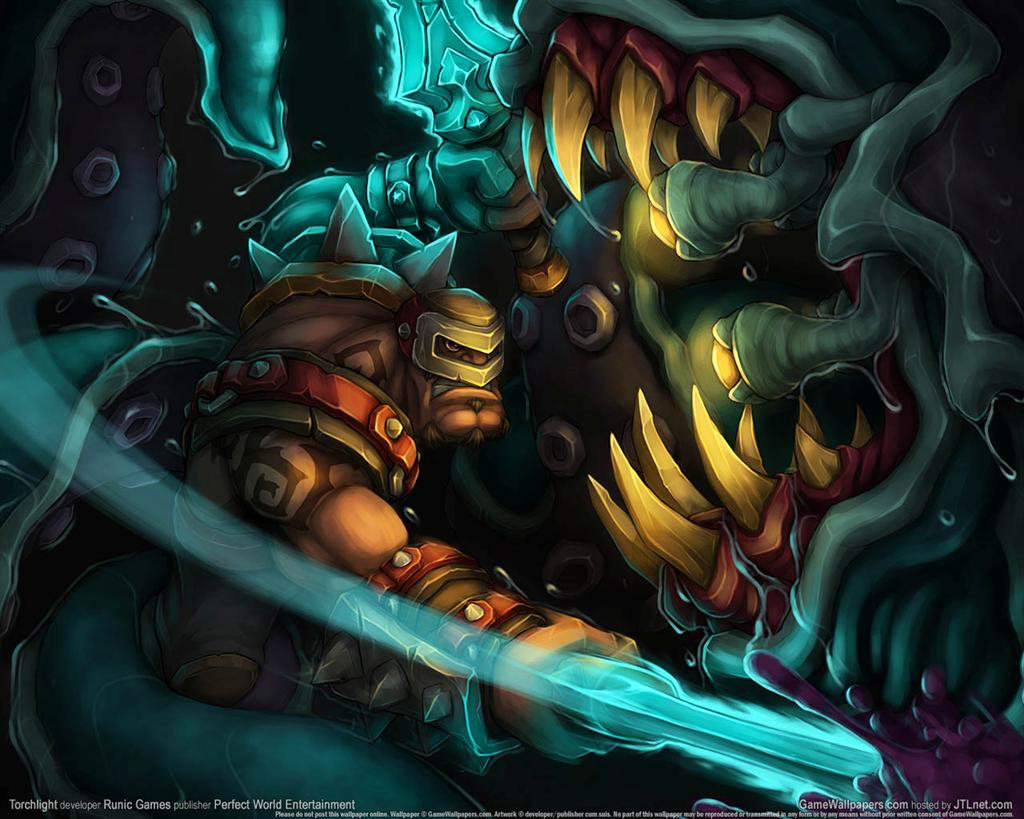 Torchlight HD & Widescreen Wallpaper 0.300723265119913