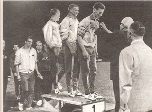 4x100 podium Rome 1960