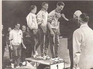 4x100 podium Rome 1960