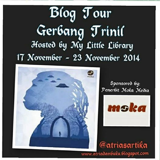 Blog Tour Gerbang Trinil