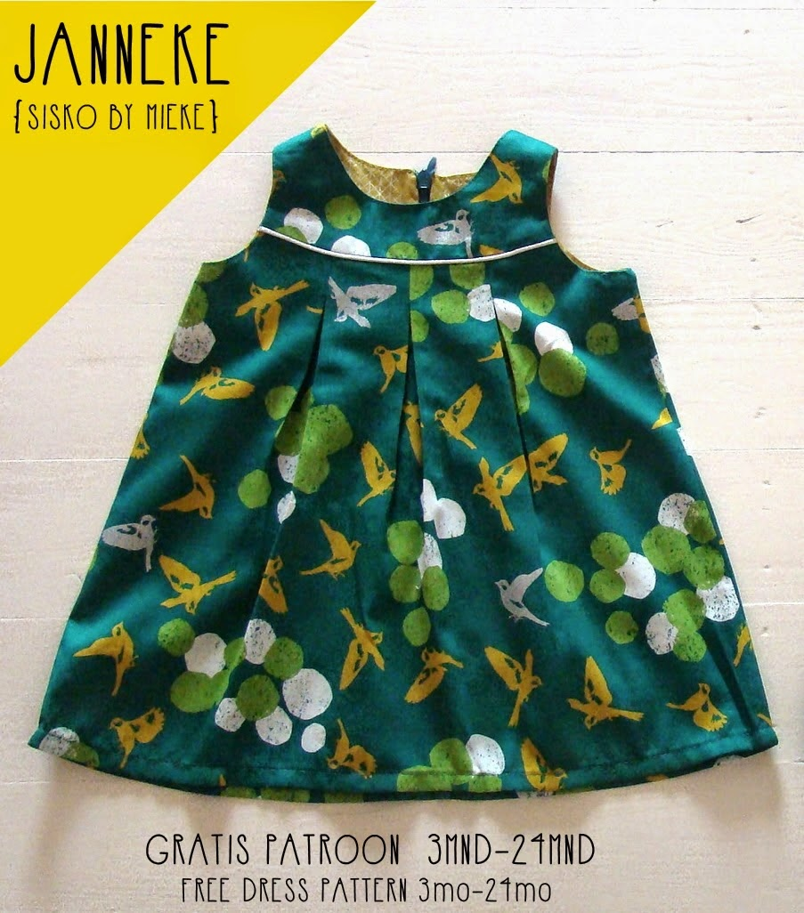 Toddler Fun Dress tutorial