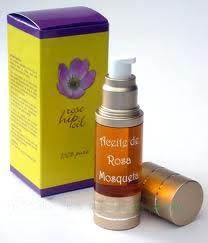 Aceite de Rosa Mosqueta (regenerador de la piel)