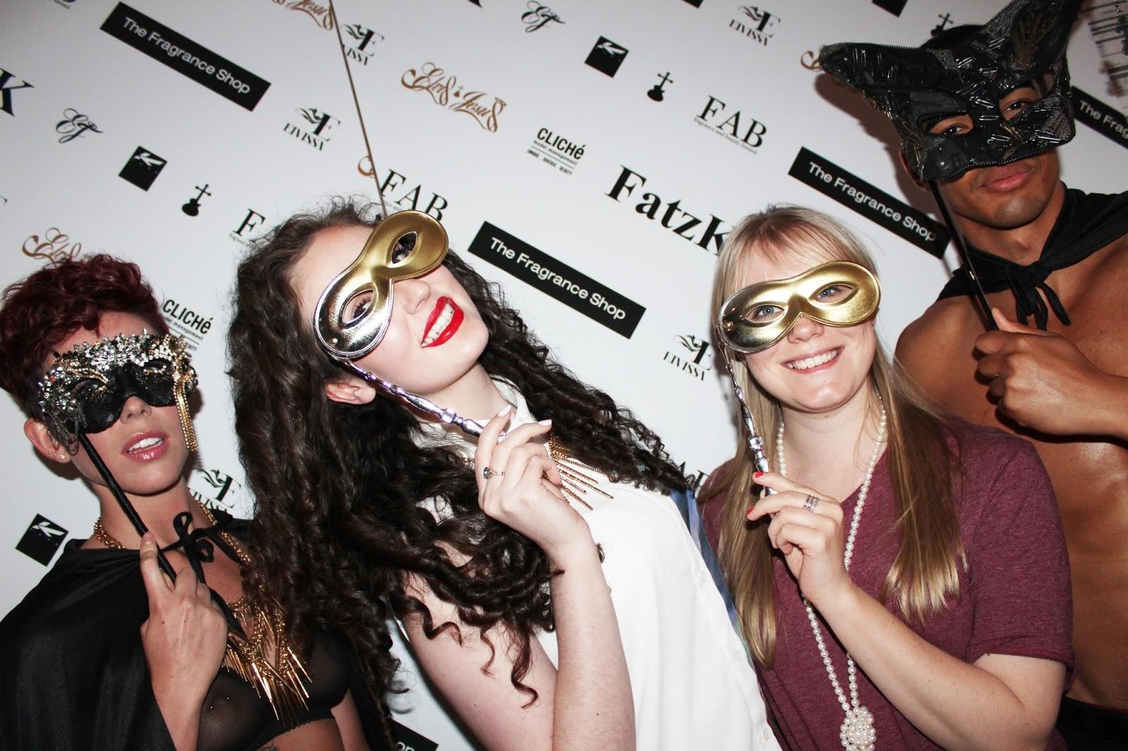 Elvis Jesus Fragrance Launch - Lily Kitten | Fashion, Beauty and ...