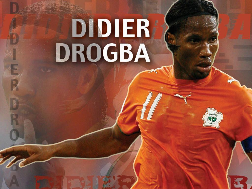 Neymar Wallpaper: Didier Drogba footballer