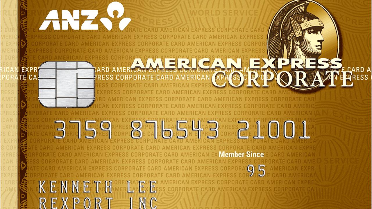 American Express Credit Login