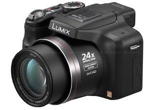 Máy ảnh Siêu zoom 24x và máy du lịch giá rẻ mới từ Panasonic Panasonic-2