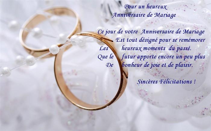Texte Carte Anniversaire De Mariage Wizzyloremaria Blog