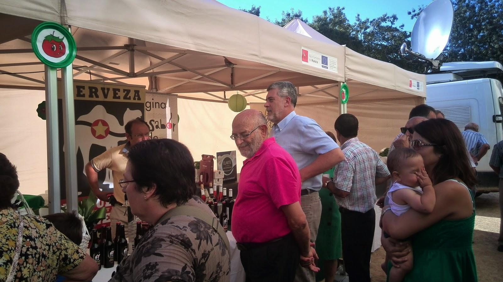 II Feria Internacional del Tomate Rosa de Huesca