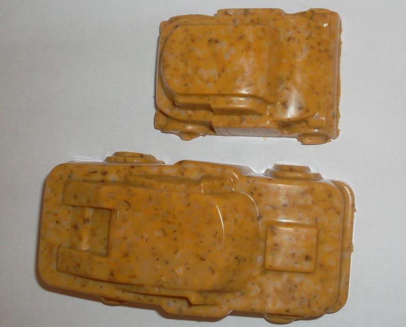 Поделка из хозяйственного мыла