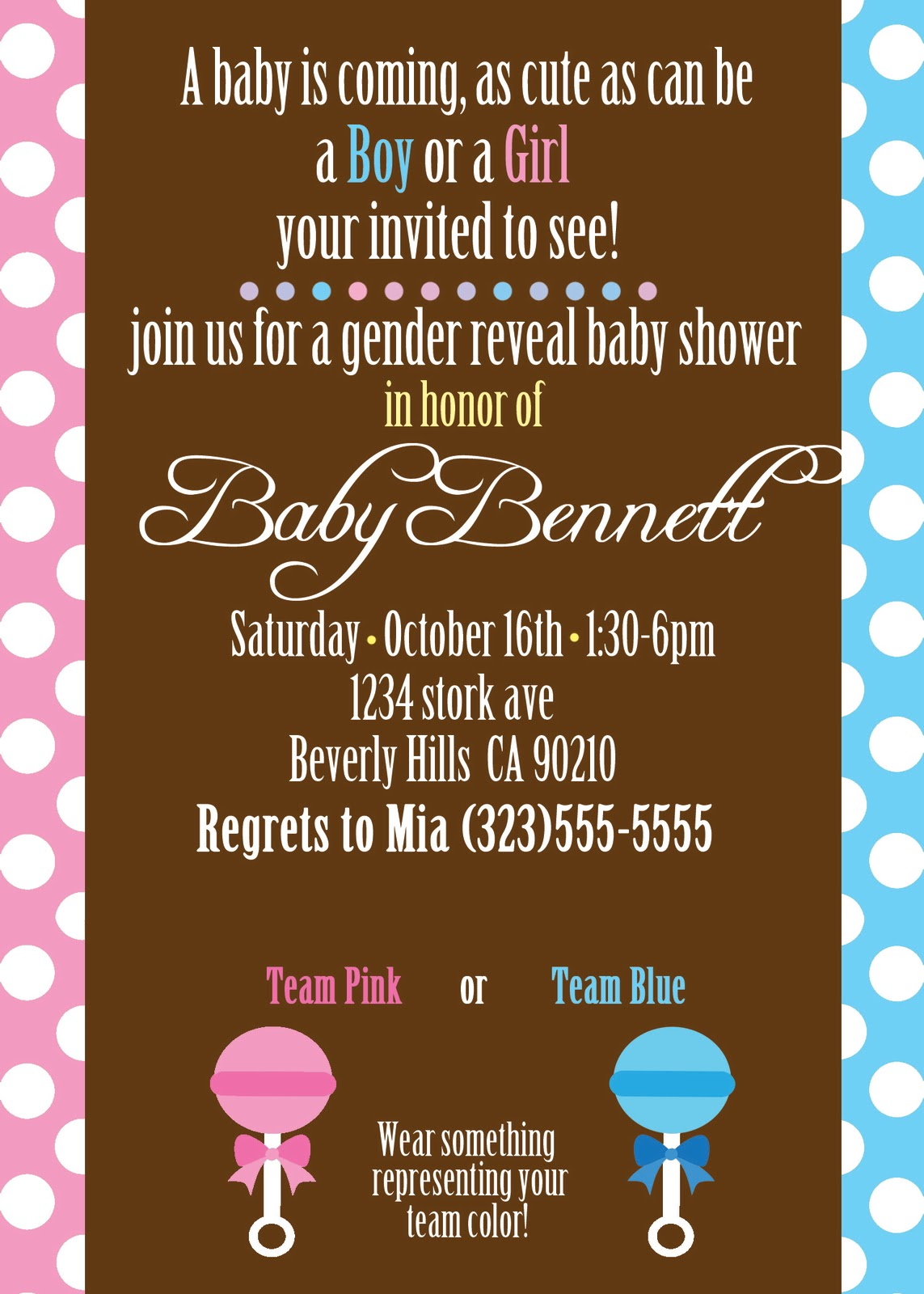 Baby Gender Reveal Quotes