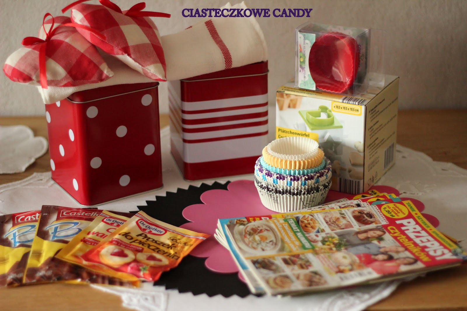 IV Ciasteczkowe Candy dla Agness