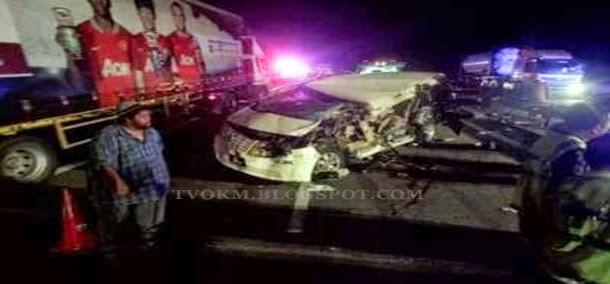 karpal singh accident