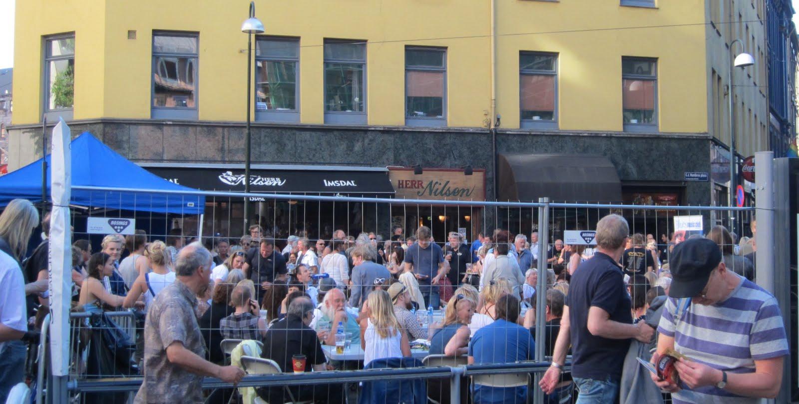 Musikkfest Oslo 2011 Musikkfest Oslo er et Veldig