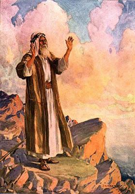 Palavras finais de Moisés ao povo judeu