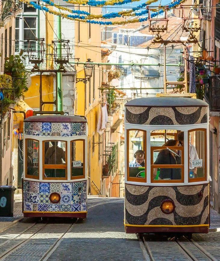 Lisbon nét quyến rũ vừa thân quen lại vừa độc đáo của Bồ Đào Nha., 3