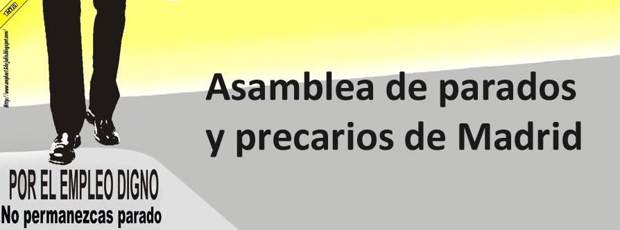 Asamblea de Parados y Precarios de Madrid