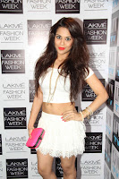 Indian actors, actresses and models at lakme fashion week 2013