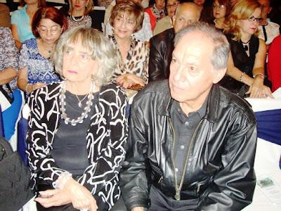 Jose Rubens y Esposa