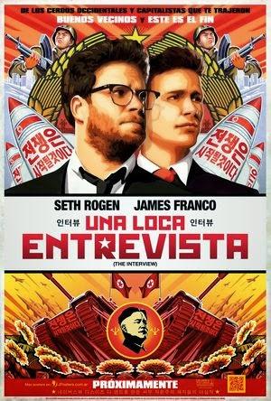 UNA LOCA ENTREVISTA (The Interview) (2014) Ver online - Español latino