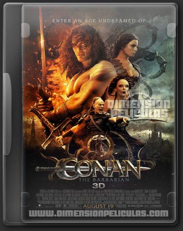 Conan (DVDRip Español Latino) (2011)