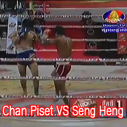[ Bayon TV ] Chan Piset VS Seng Heng [03-Nov-2013] - TV Show, Bayon TV, Bayon Boxing