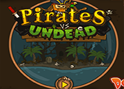 juego Pirates Vs Undead