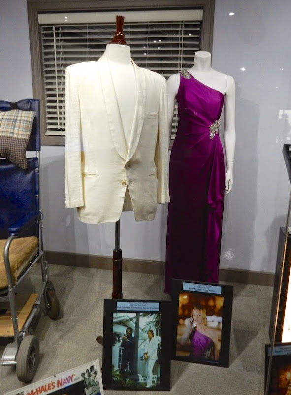 Miami Vice Covert Affairs TV series costumes