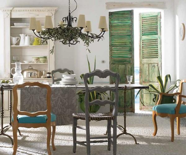 Terra antiqva reformar la cocina con estilo rustico azulejos zaragoza gres y ceramica - Decoracion azulejos cocina ...