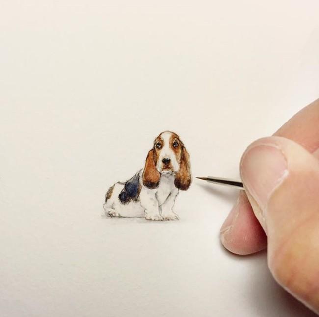 Espectacular arte en miniatura