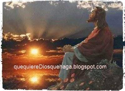 POR QUE JESÚS PASO SOLEDAD