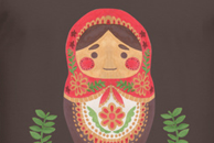 Matryoshka Doll by Haidi Shabrina