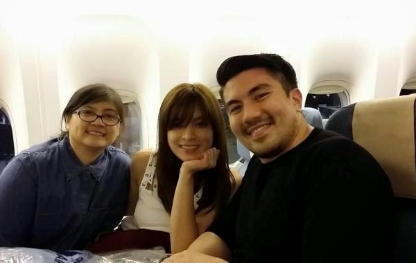 Luis Manzano gains weight after US vacation with Angel Locsin