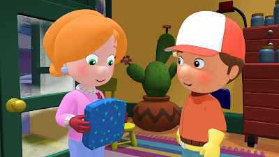Handy Manny, Valentine's Day Party