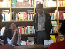 Milano, Libreria Odradek, 28 giugno 2013, con Felice Accame