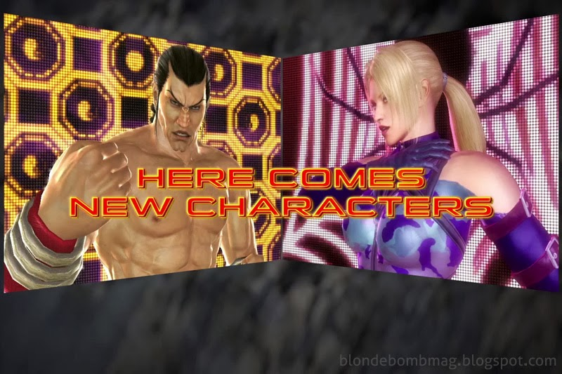 Tekken Revolution Nina Williams Feng Wei