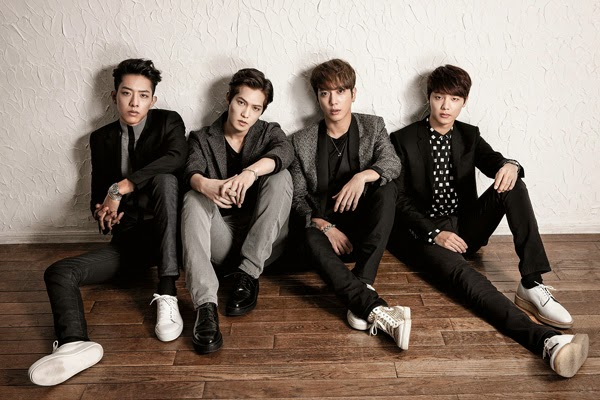 "CNBLUE revela portadas de su próximo single japonés ""Truth"""