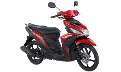 Yamaha Mio M3 125 CC