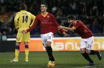 AS Roma 3 - 0 Fiorentina (3)