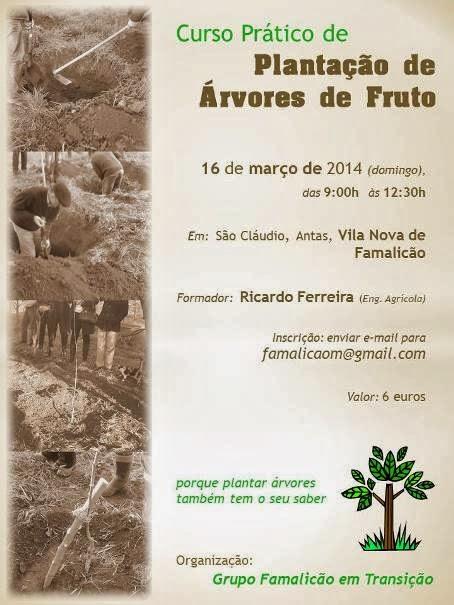 Curso de Plantação de Árvores