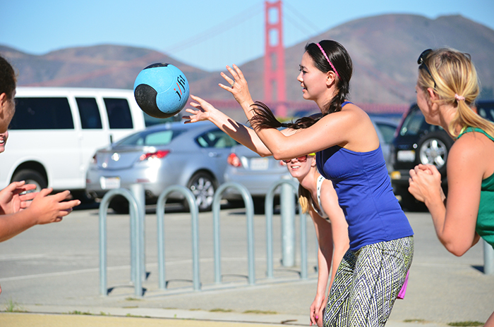 san francisco fitness blogger