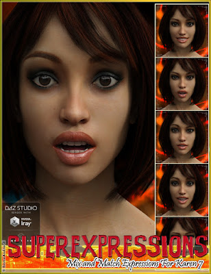 http://www.daz3d.com/superexpressions-mix-and-match-expressions-for-karen-7