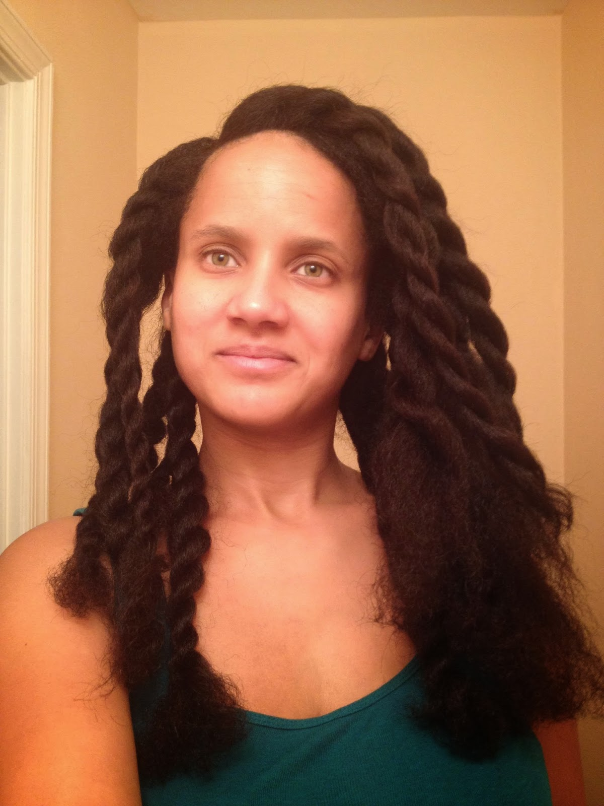 Trimming Natural Hair With Regular Scissors