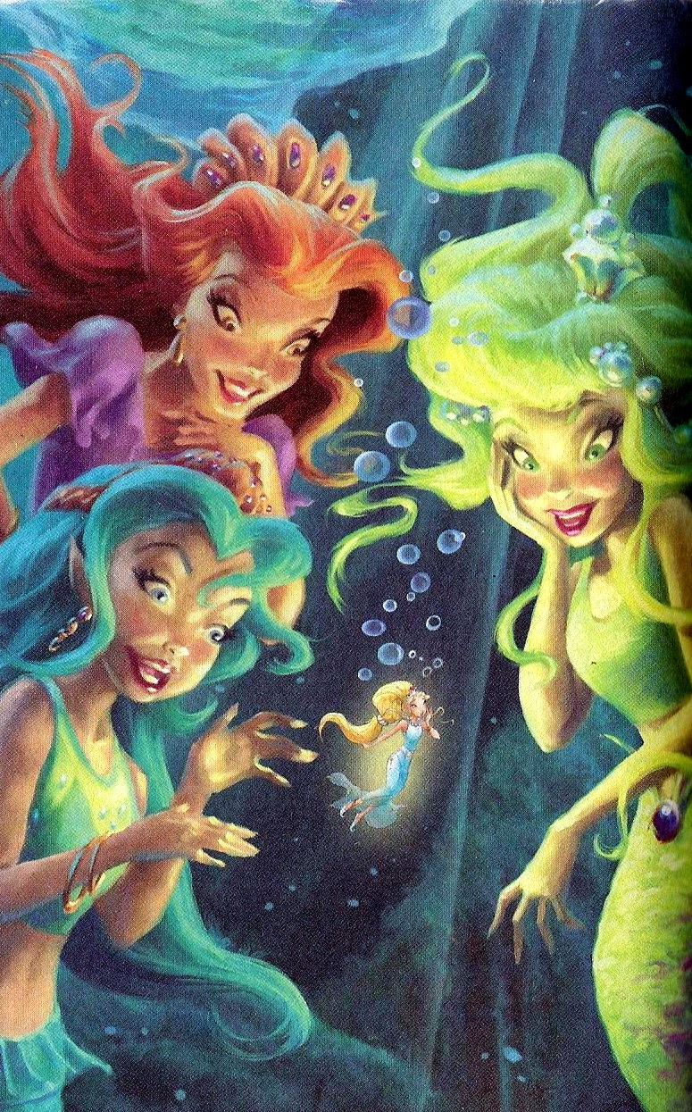 Never Land Has Always Intrigued Me And I Loved The Disney Movie Peter Pan Of Course My Favorite Part Was Mischievous Mermaids